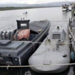 Another homemade submarine of wood and fiberglass has been caught off the shores of Costa Rica carrying over 3 tons of cocaine
