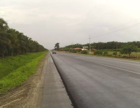 Costa Rica's New Paved Highway