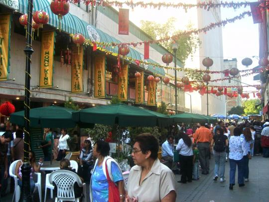 Chinatown Project Starts In San Jose, Costa Rica