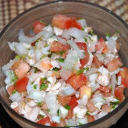 Ceviche fish and shellfish basic and tropical costa rica mahi mahi ceviche forumfinder Image collections