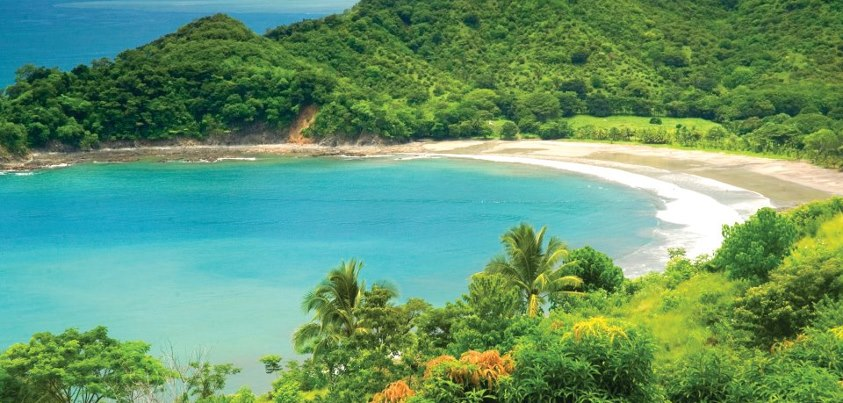 Costa rica tico times directory top beaches in costa rica for Black sand beaches costa rica