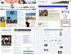 Costa Rica English News Websites