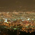 San Jose, Costa Rica - Skyline at Night