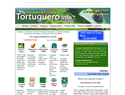 screenshot ofTortuguero, Costa Rica - Parks, Turtle Nesting, Hotels & Lodges