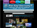 screenshot of Blue Surf Sanctuary -  Mal Pais Surf School & Boutique Hotel
