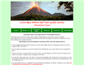 screenshot of Costa Rica Driver and Tour Guide Service