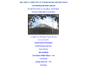 screenshot of Welcome to La Fortuna, Costa Rica