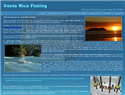 screenshot of Costa Rica Fishing