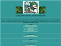 screenshot of Naturesongs Nature Recordings and Photos