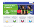 screenshot of Tigo Costa Rica - Cable Service