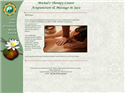 screenshot of Michal's Therapy Center Acupuncture & Massage in Jaco