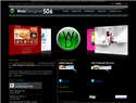 screenshot of Web Designer Costa Rica - Disenador De Paginas Website