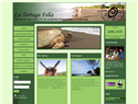 screenshot ofLa Tortuga Feliz - Non-Profit Organization for Turtle Protection
