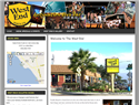 screenshot of West End Pub - San Diego Dive Bar