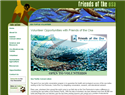 screenshot of Friends Of The Osa Sea Turtle Conservation Program