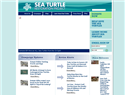 screenshot of Sea Turtles Restoration Project