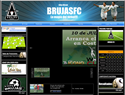 screenshot of Brujas F.C. -  Costa Rica Soccer Team
