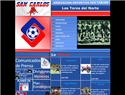 screenshot of Asociación Deportiva San Carlos - Soccer Team