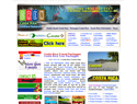screenshot ofCosta Rica Travel Packages - Tours and Traveling