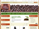 screenshot of Costa Rica Coffee Shop