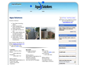 screenshot of Aqua Solutions in Costa Rica - Rain Water Harvesting