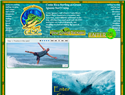 screenshot of Costa Rica Surfing -  Green Iquana Surf Camp