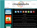 screenshot of CR Social Network | Costa Rica SEO