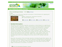 screenshot of Costa Rica Green Travel and Vacation