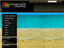screenshot of Swingers Club of Costa Rica