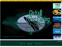 screenshot ofRich Coast Diving - Costa Rica Diving and Adventure