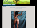 screenshot ofTico SexO - Costa Rica Adult Only Website