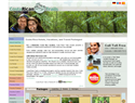 screenshot of Costa Rica Trails. Travel and Vacation Packages