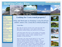 screenshot of Costa Rica Rental Property - Rent Real Estate