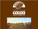 screenshot of Costa Rica Cocoa Products