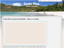 screenshot ofCosta Rica Luxury Properties