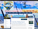 screenshot of DR Sportfishing