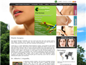 screenshot of Costa Rica Plastic  and Cosmetic Surgery - Dr. Alberto J. Arguello,