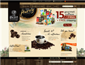 screenshot ofGourmet Coffee Beans Costa Rica Coffee - Cafe Britt