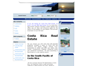 screenshot of Costa Rica Real Estate For Sale