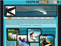 screenshot of Costa Rica Surf Club-Surf Camp-Tamarindo Surfing