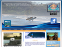 screenshot ofSafari Surf School. Nosara and Mal Pais/Santa Teresa Surfing