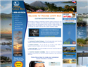 screenshot of Vacations Package in Costa Rica