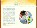 screenshot of Costa Rica Wedding Planner